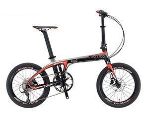 Opinion Vélo Pliant SAVA 3000