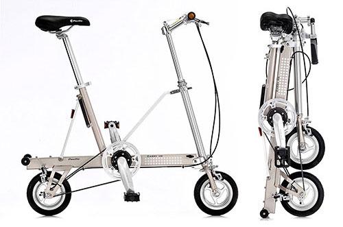 carryme vélo pliant pas cher