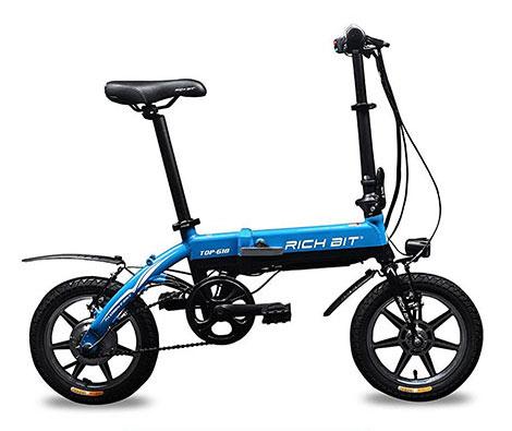 Richbit vélo pliant electrique