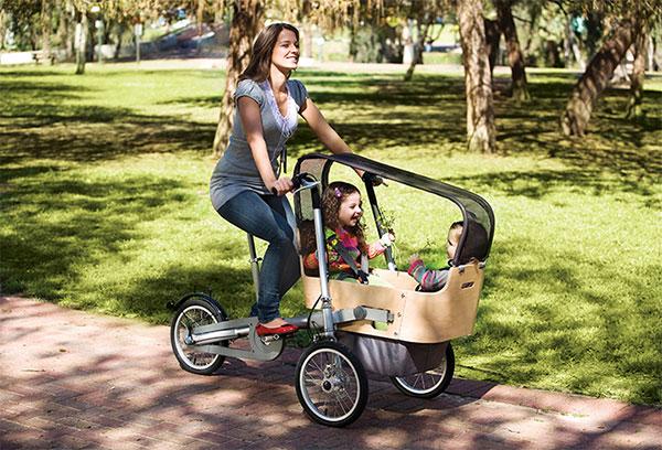 Taga Bike Vélo Pour deux enfants