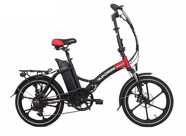 types de vélos eléctriques