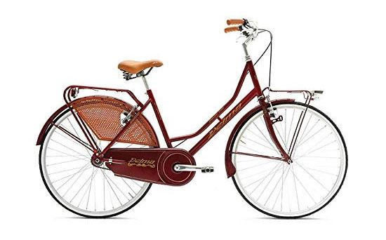 Vélo de ville et promenade