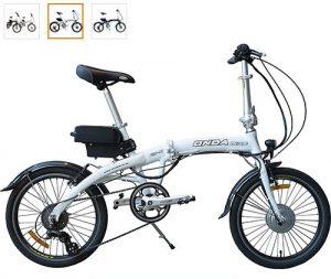 Velo Pliant Electrique Onda Bike