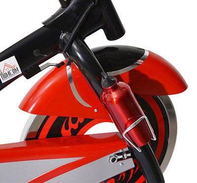 Vélo Fixe poids roue inertie