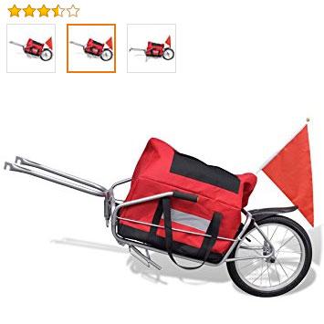 Acheter remorque d'une roue pour vélo