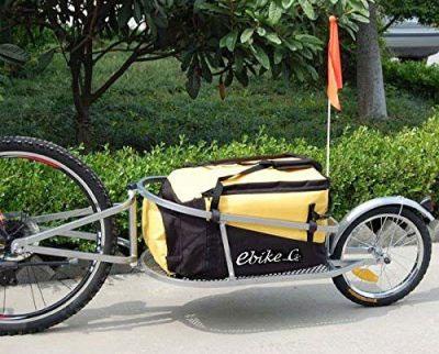 remorque de charge pour vélo