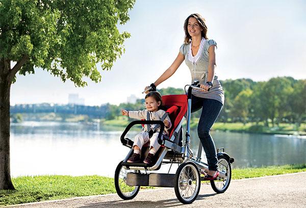 taga bike pour transporter bebes et enfants