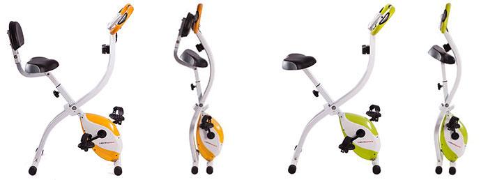 vélo static pliant ultrasport f-bike