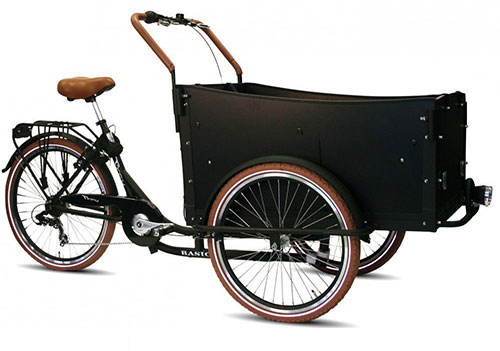 vélo cargo bakfiets
