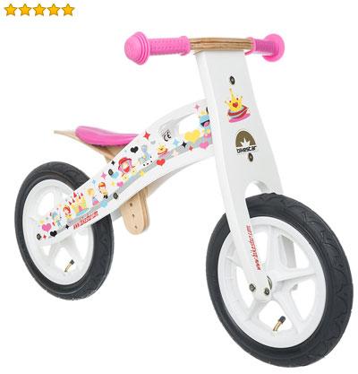 Vélo en bois pour fille