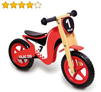 moto race pour enfant