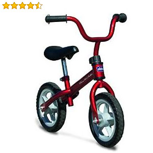 Chicco First Bike Rouge pour enfant