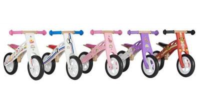 Acheter vélo sans pedales et motos pour enfants
