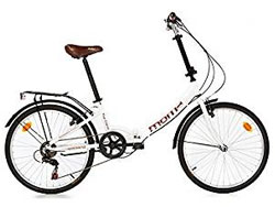Avis Vélo pliant Moma Blanche