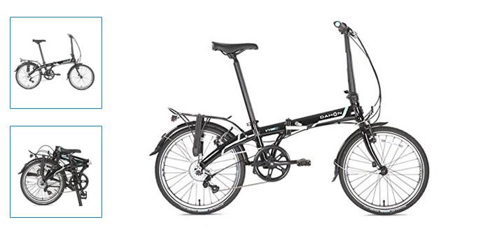 vélo pliant Dahon Vybe D7