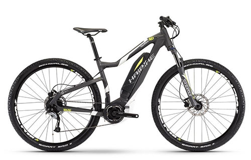 Vélo électrique Haibike HardNine 4.0 29''