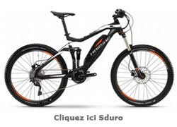 Vélo Haibike SDURO Allmtn SL - 27,5'' FS